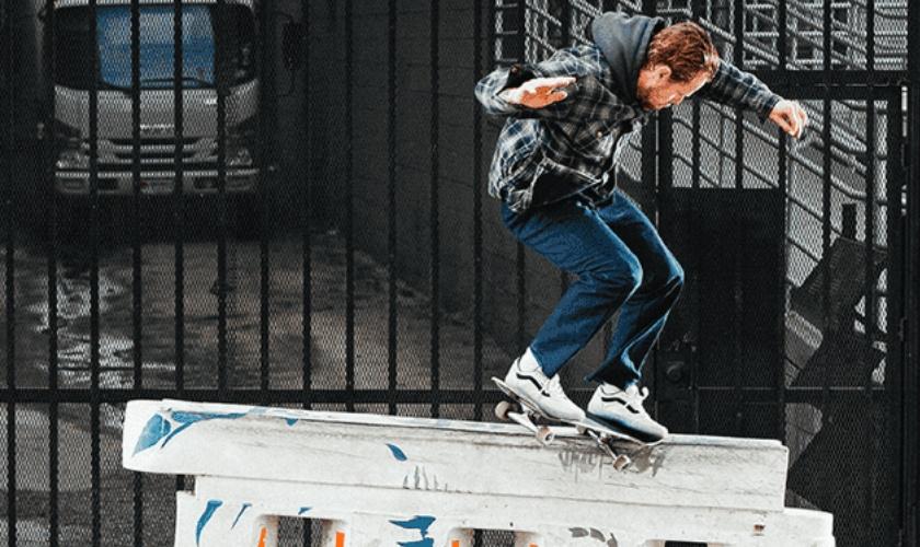 Van AVE Pro una sneaker para el skate