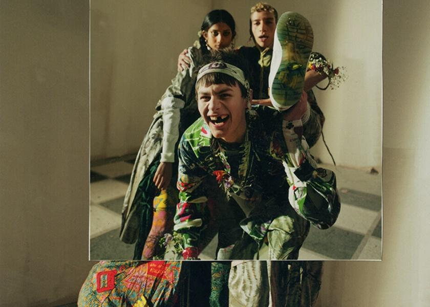 La segunda colaboración de Asics y Vivienne Westwood