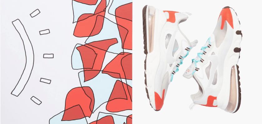Movimientos artísticos que inspiran los nuevos colores de las Nike Air Max 270 React, Mid-Century Art