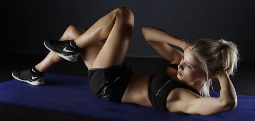 Entrenar los abdominales oblicuos viene bien para proteger los órganos