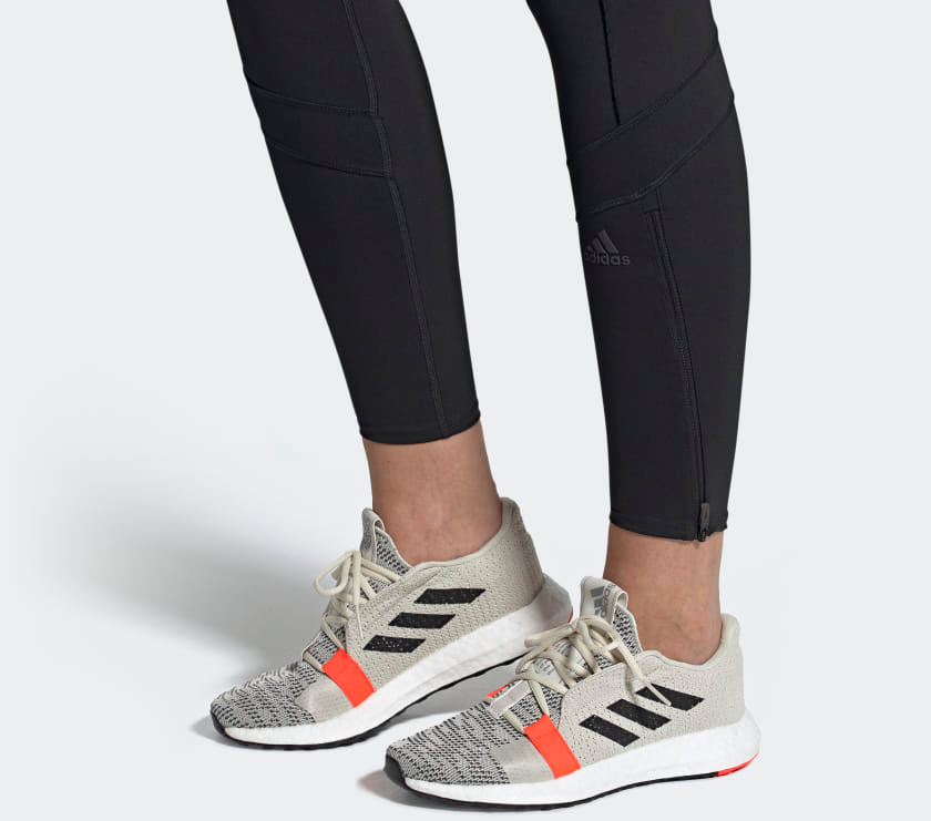 Zapatillas adidas Senseboost Go Running Gris De Hombre
