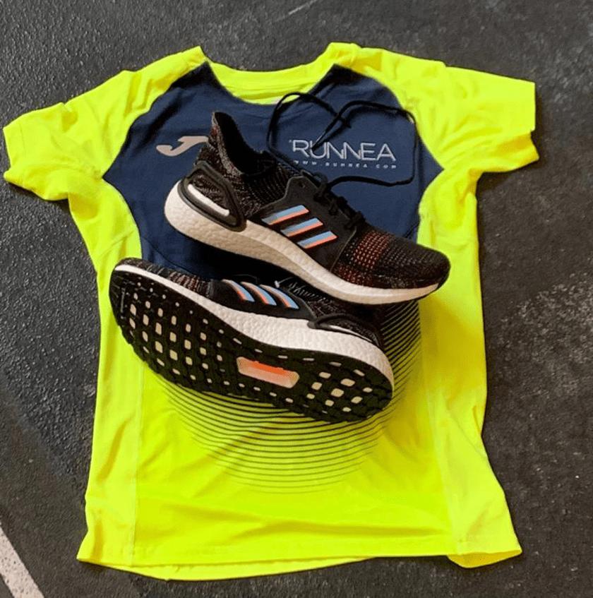 Adidas Ultraboost 19, perfil de runneante - foto 4