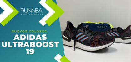 Adidas Ultraboost 19, llegan nuevos colores que te van a enamorar