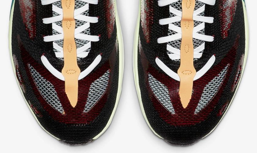 Nike N110 D/MS/X upper