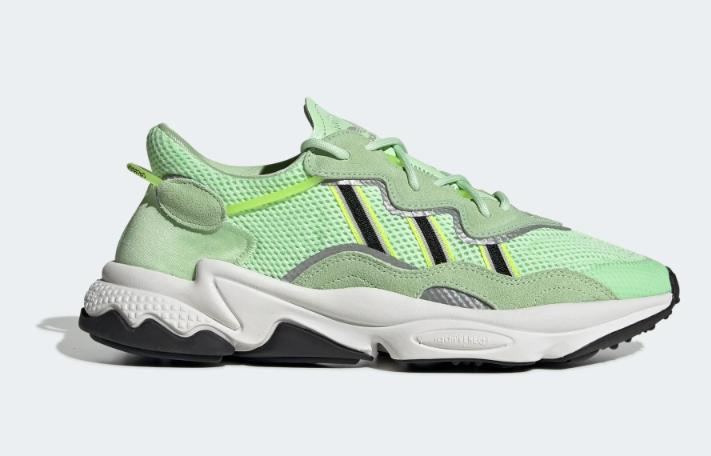 Adidas Ozweego, verdes