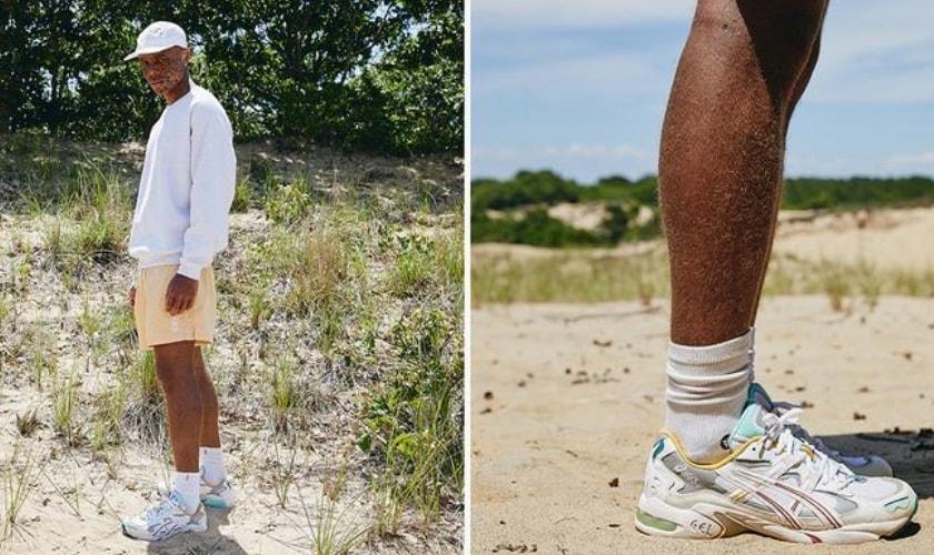 Oasis Collection, tiene incluído este modelo de sneaker