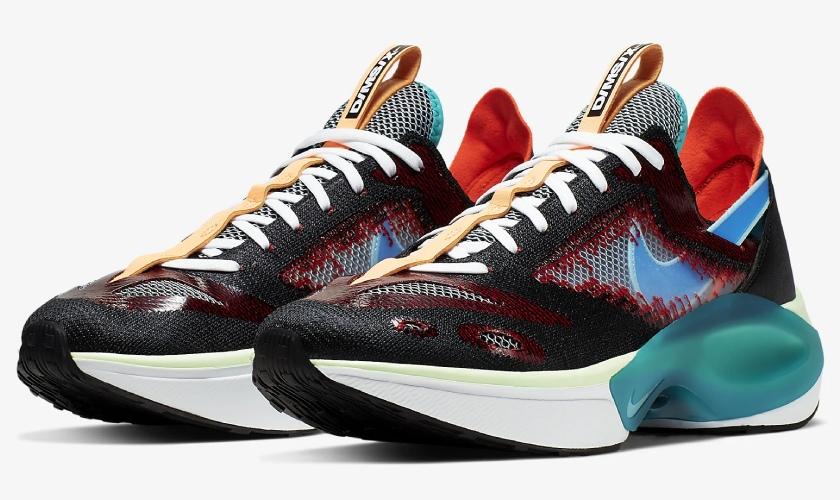 Nike N110 D/MS/X son zapatillas con diseño original