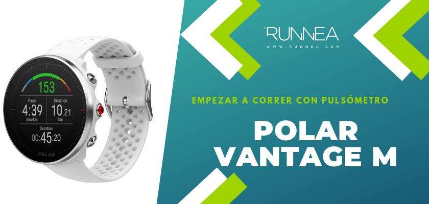 Empezar a correr con pulsómetro, Polar Vantage M