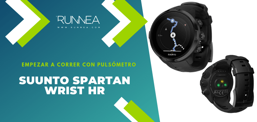 Empezar a correr con pulsómetro, Suunto Spartan Wrist HR