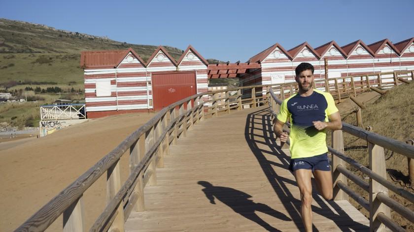 correr con calor y con seguridad