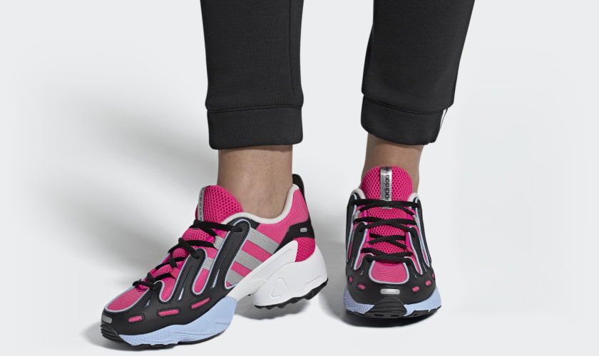 Adidas EQT Gazelle de estilo retro