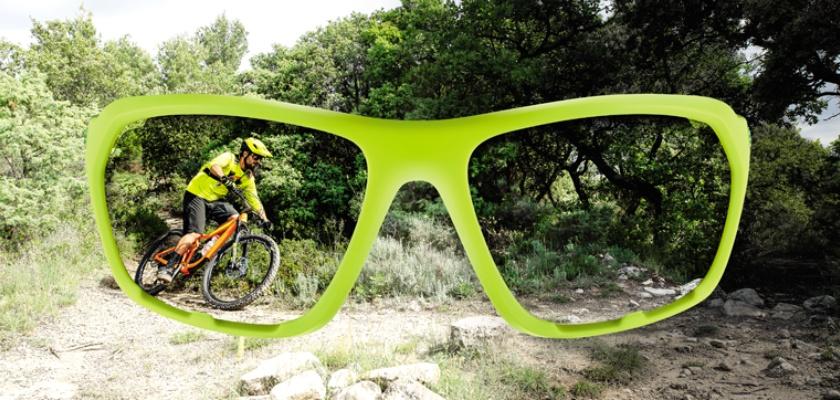 Cebe S'Track gafas de sol con lente monocromática