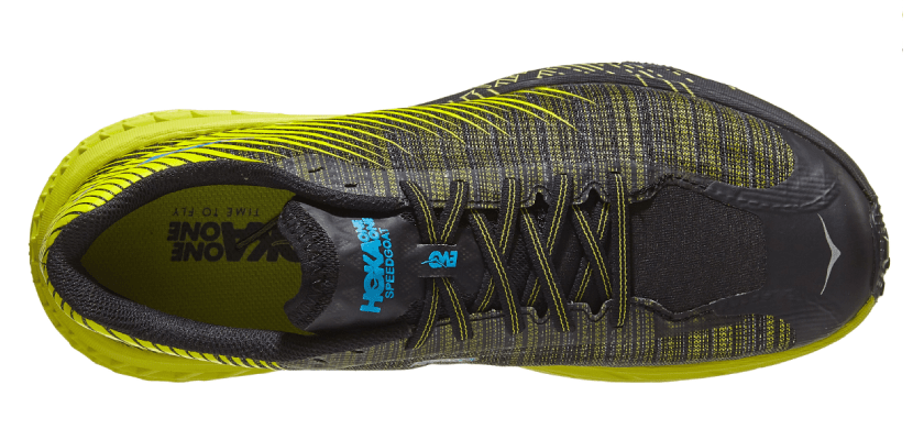 Hoka One One Evo Speedgoat, upper