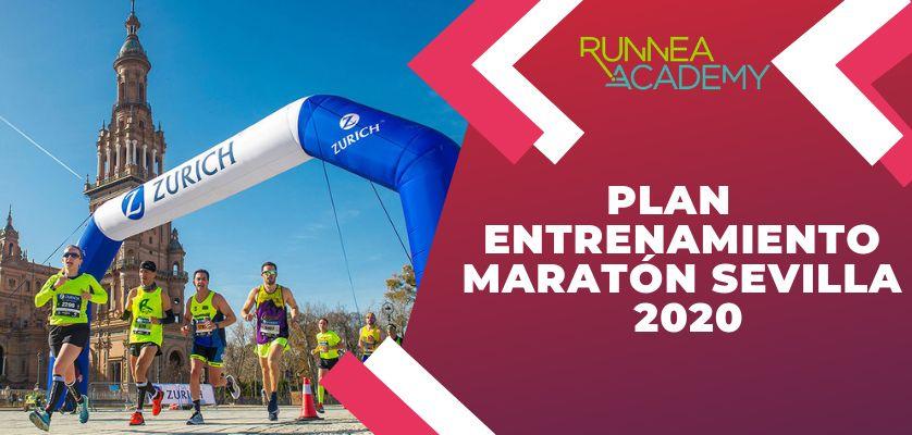 vista previa de lindos zapatos los mejores precios Plan de entrenamiento Maratón de Sevilla 2020