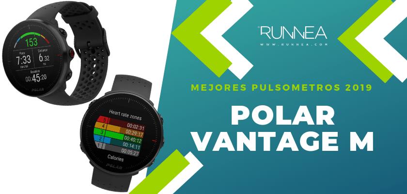 Mejores pulsómetros GPS 2019 - Polar Vantage M