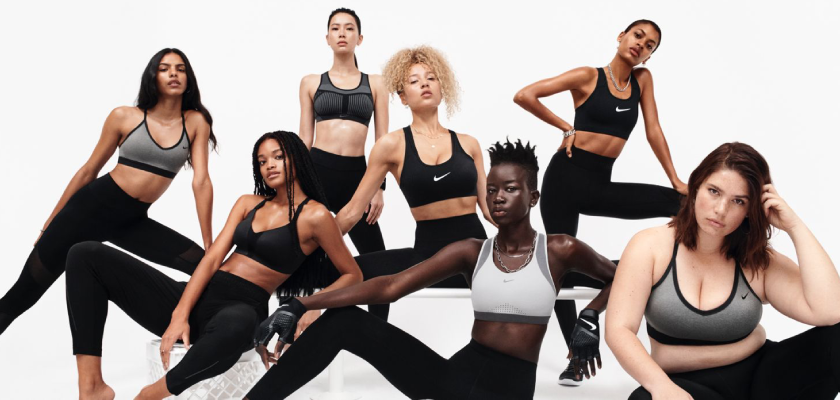 ¿Cómo encontrar los mejores sujetadores deportivos para tallas grandes?, Nike