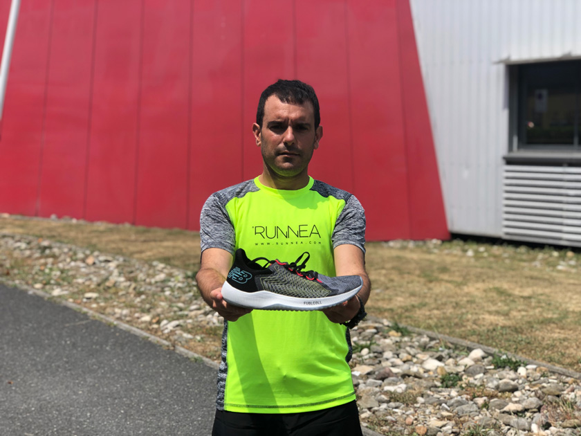 New Balance FuelCell Rebel, zapatillas de running para marcar una legendaria saga - foto 1