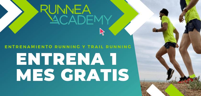 Plan de entrenamiento Maratón de Valencia 2019, Runnea Academy entrena gratis