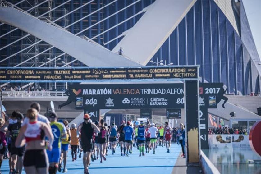 Plan de entrenamiento Maratón de Valencia 2019