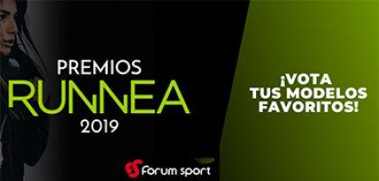 Premios Runnea 2019 by Forum Sport: ¡Elige tus favoritas, vota y opta a los jugosos premios!