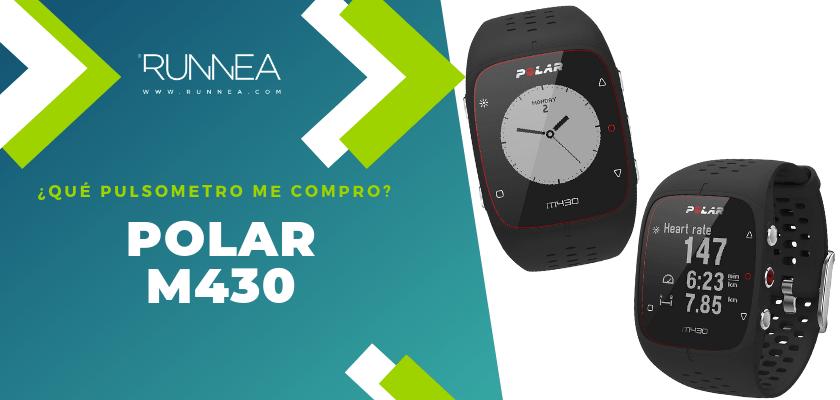 ¿Qué pulsometro me compro? - Polar M430