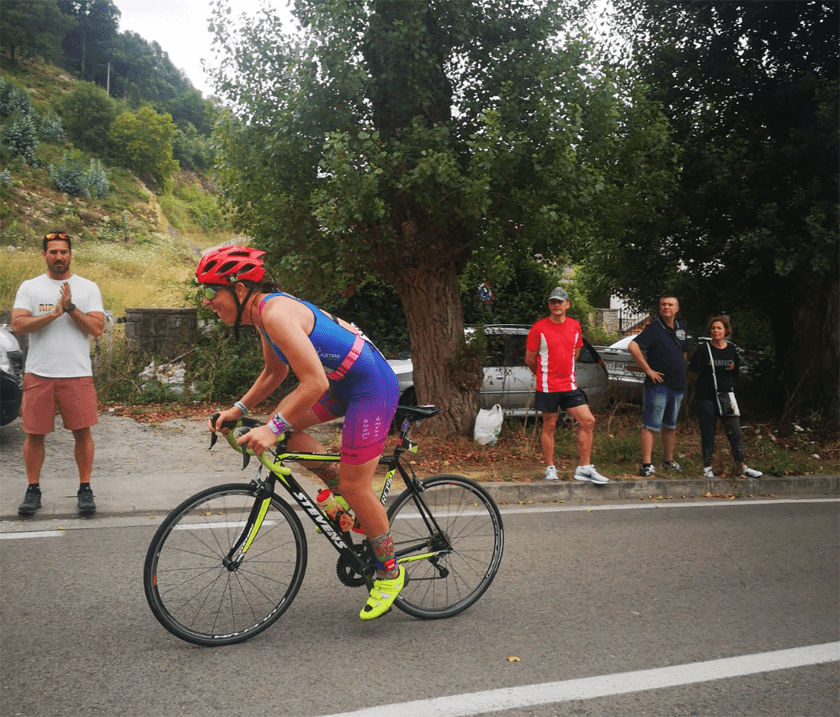 Triatlón de Castro 2019: El ciclismo, punto fuerte y las sensaciones empiezan a mejorar - foto 2