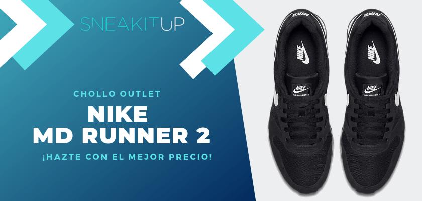 Los 12 chollos sneakers en la tienda de Nike - MD Runner 2