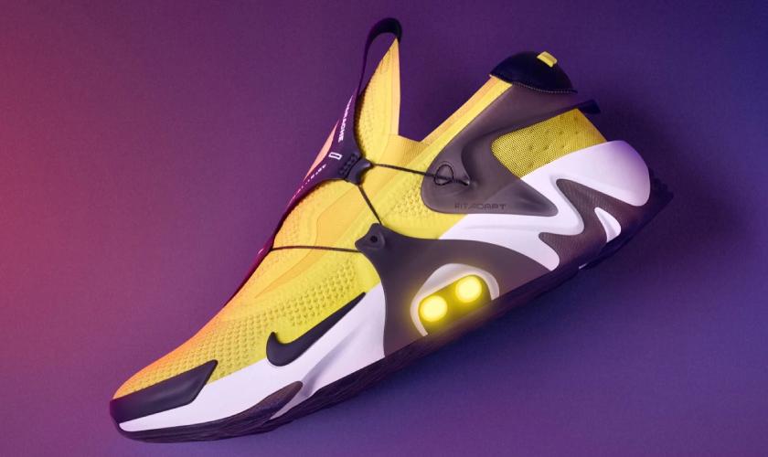 Nike Adapt Huarache tiene LED