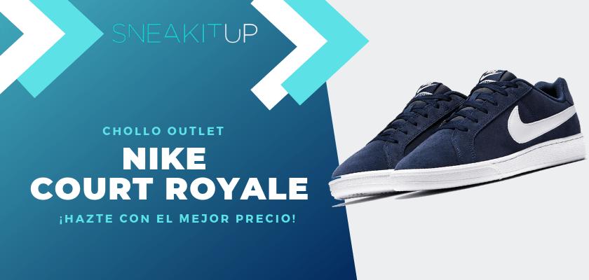 Los 12 chollos sneakers en la tienda de Nike - Court Royale