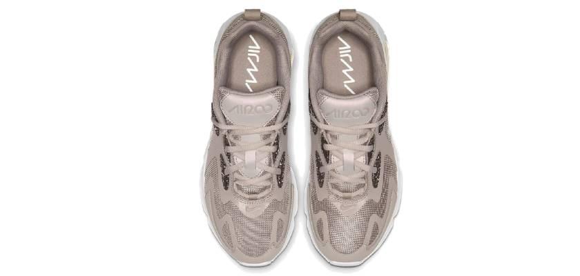 Lo nuevo de Nike: zapatillas brillantes Air Max 200 upper
