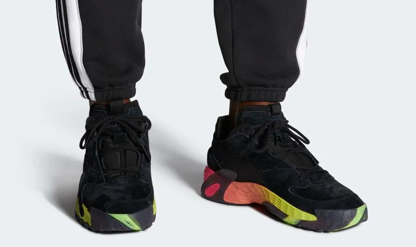 Adidas Streetball estilo