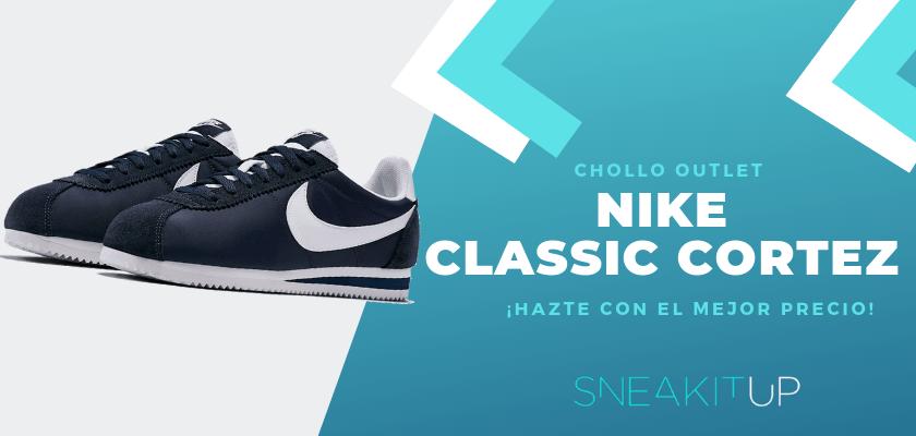 Los 12 chollos sneakers en la tienda de Nike - Classic Cortez Nylon