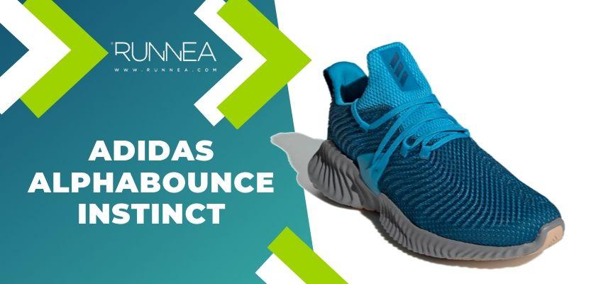 Las 4 mejores zapatillas running de Adidas para correr por ciudad, Adidas AlphaBOUNCE Instinct