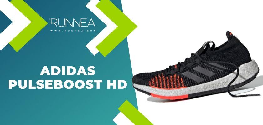 Las 4 mejores zapatillas running de Adidas para correr por ciudad, Adidas Pulseboost HD