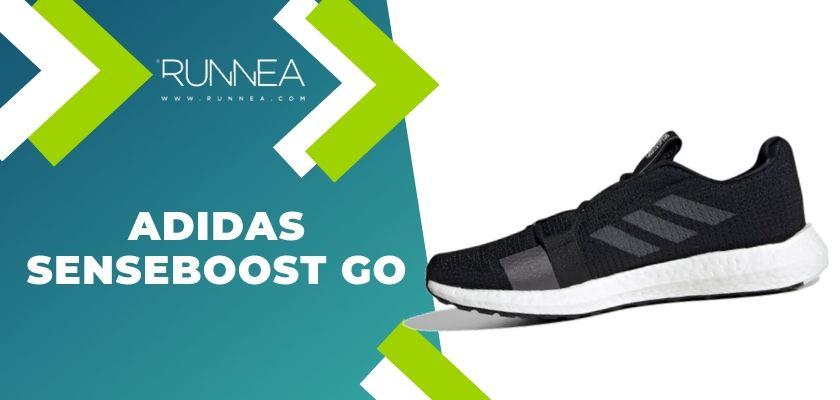 Las 4 mejores zapatillas running de Adidas para correr por ciudad, Adidas Senseboost Go