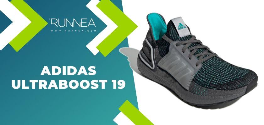 Las 4 mejores zapatillas running de Adidas para correr por ciudad, Adidas Ultraboost 19