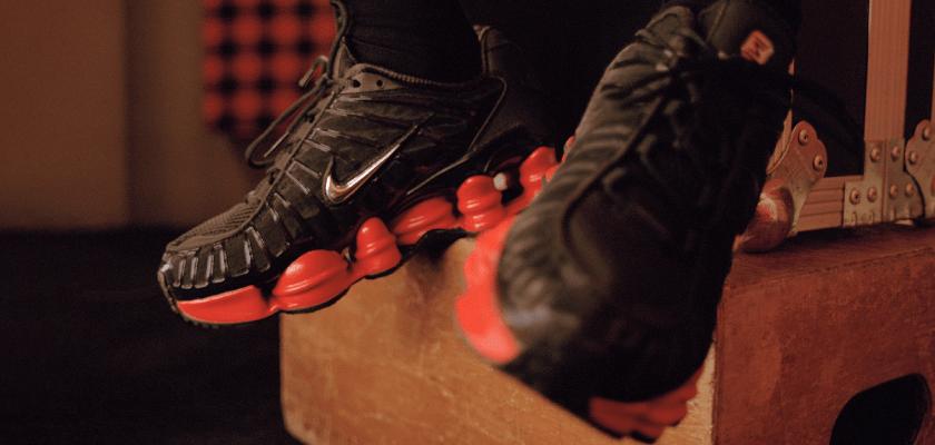 Nike SK Shox, en colaboración en el rapero Skepta actualización