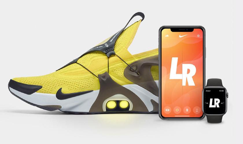 Nike Adapt Huarache hay que usar una aplicación