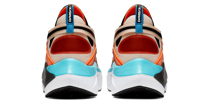 Nike Signal D/MS/X, talón