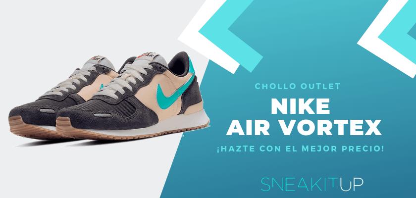 Los 12 chollos sneakers en la tienda de Nike - Air Vortex