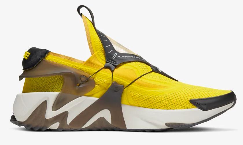 Nike Adapt Huarache silueta
