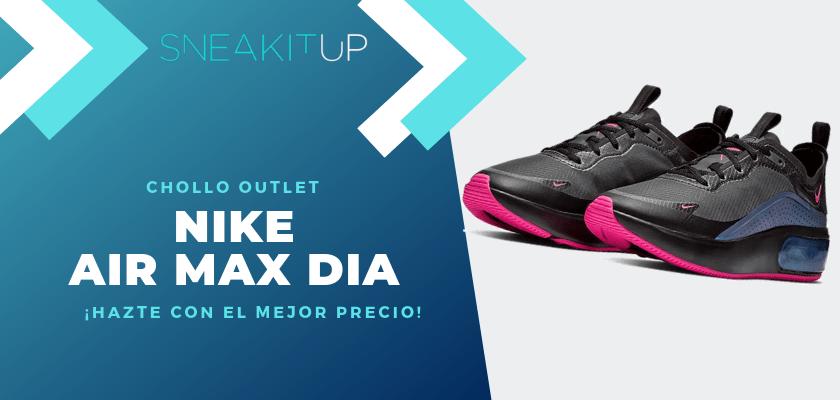 Los 12 chollos sneakers en la tienda de Nike - Air Max Dia