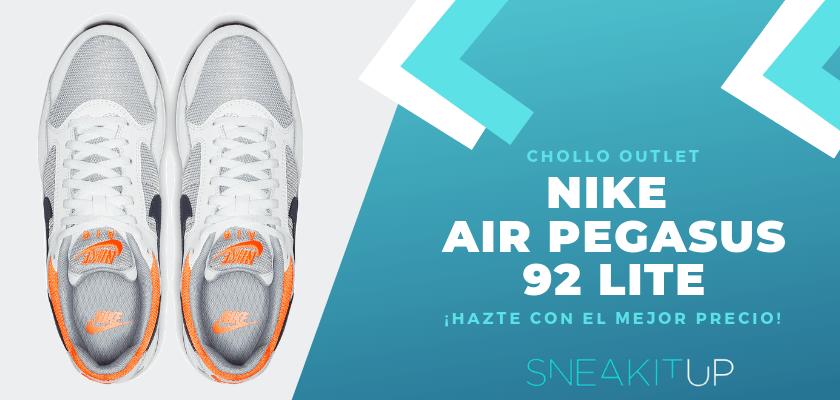 Los 12 chollos sneakers en la tienda de Nike - Air Pegasus 92 Lite