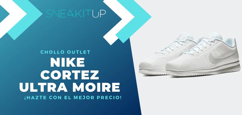 Los 12 chollos sneakers en la tienda de Nike - Cortez Ultra Moire