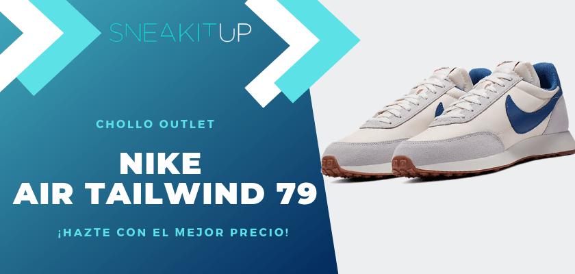 Los 12 chollos sneakers en la tienda de Nike - Air Tailwind 79