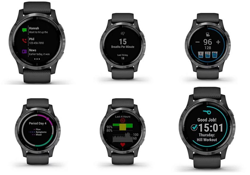 Garmin Vivoactive 4, reloj inteligente con GPS integrado y Garmin Pay - foto 4