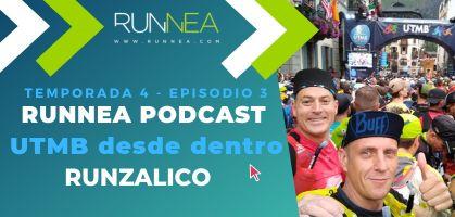 Hablamos de la UTMB, la ultra trail más famosa del mundo, con Runzalico