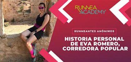 Nuestra historia personal de runneantes anónimos de la semana: Eva Romero