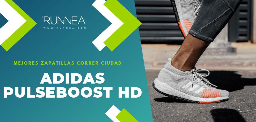 Las 10 mejores zapatillas para correr por la ciudad, Adidas Pulseboost HD