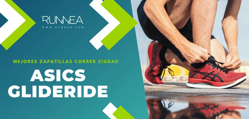 Las 10 mejores zapatillas para correr por la ciudad, ASICS GlideRide